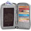 Pacsafe RFIDsafe LX150 portemonnee grijs